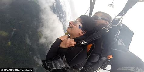 celebrity jungle meal ticket i m a celebrity dennis wise s epic skydive leads launch