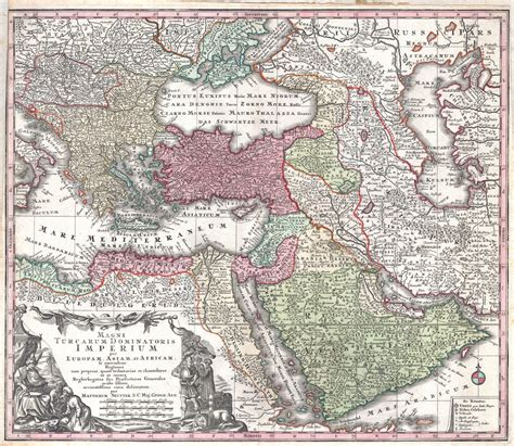 ottoman arabia mapping the ottomans