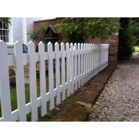 picket fences picket fence panels planed smooth frodsham gates and
