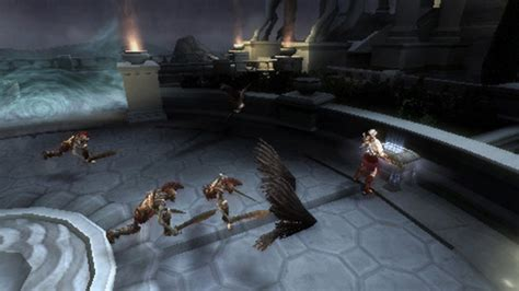god of war 174 chains of olympus psp playstation