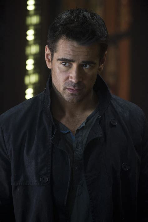 New From Farrell by Colin Farrell In Total Recall Heyuguys