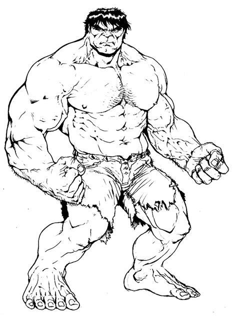 imagenes en blanco y negro de hulk hulk dibujos para colorear e im 225 genes