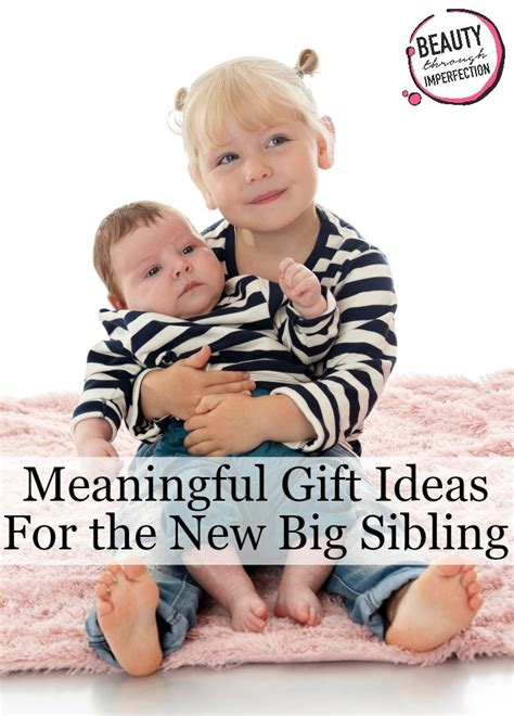 gift ideas from baby to big 5 gift ideas for the new big or new big