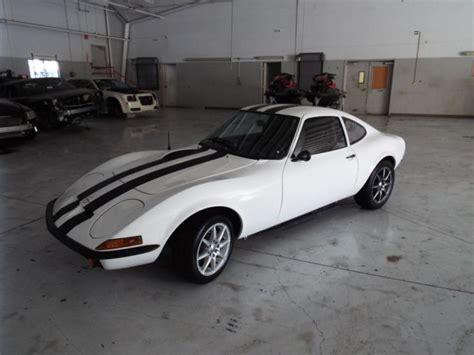 Buick Opel Gt For Sale 1972 Opel Gt Buick 231 Cid V6 Engine 350 Turbo