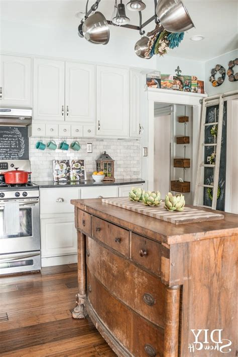 warm modern kitchen design ideas and unique accents 36 modern farmhouse kitchens that fuse two styles perfectly
