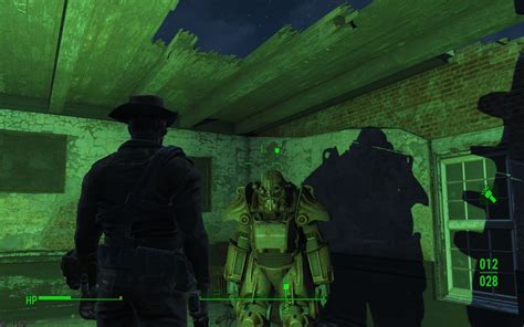 Pip Boy Light by Pipboyshadows Fallout 4 Fo4 Mods