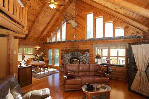 Interior Pictures Of Log Homes Modular Log Home Interior Decor Modular Log Home Kits In Modern Shades Dzuls Interiors