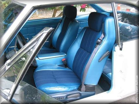 Corvair Seat Upholstery by Chrysler Sebring Convertible Seats