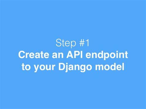 creating django api create responsive websites with django rest and angularjs