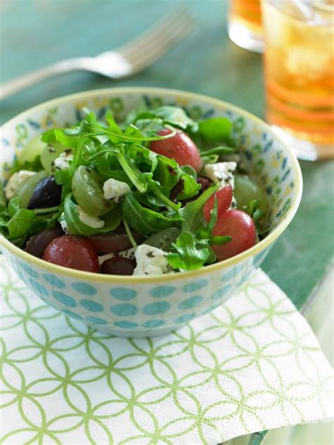 barefoot contessa arugula salad grape and arugula salad recipe food network