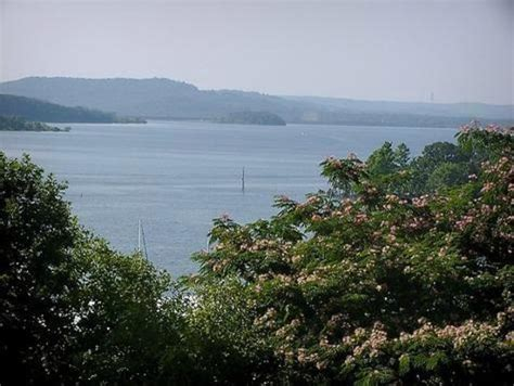 view of table rock lake from condo picture of rock