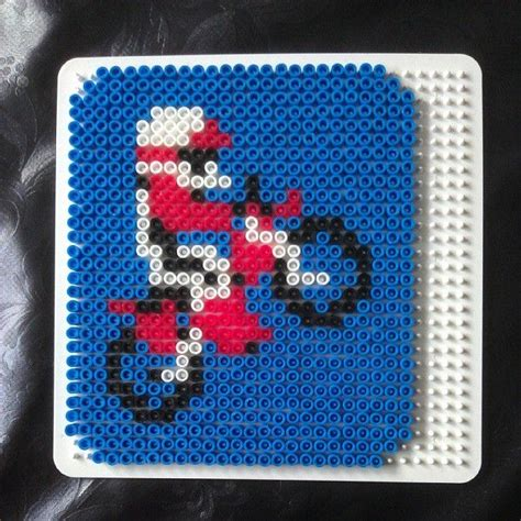 perler sports 31 best images about sport strijkkralen on