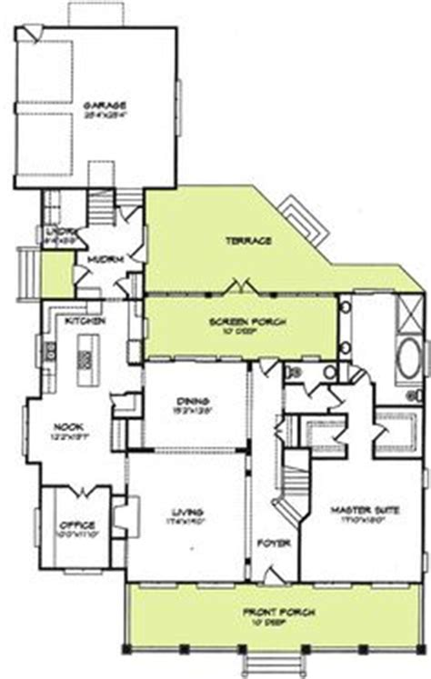 Coastal Home Plans Crows Nest Cottage Top Floor Plan Country House Plans With No Dining Room