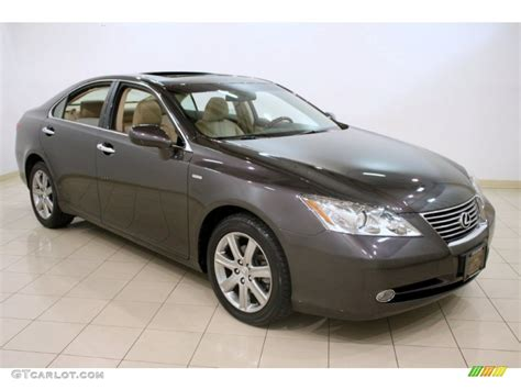 lexus brown 2009 truffle brown mica lexus es 350 pebble edition