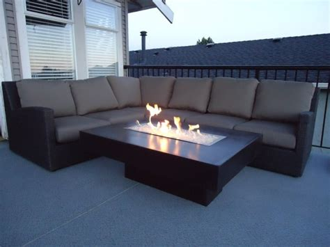 Patio Fireplace Table Pit Table Sugar Plum