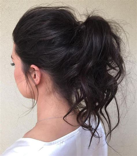 updos for medium hair easy instruction cute and easy hairstyles for medium length hair part 5
