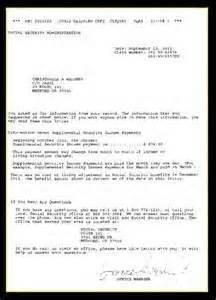 social security award letter online letter of recommendation