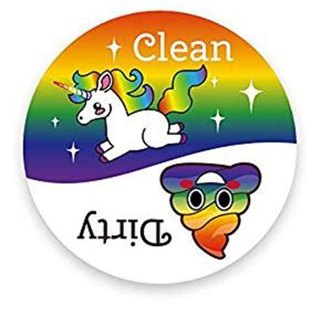 clean emoji amazon com dishwasher emoji magnet clean dirty 3 inch