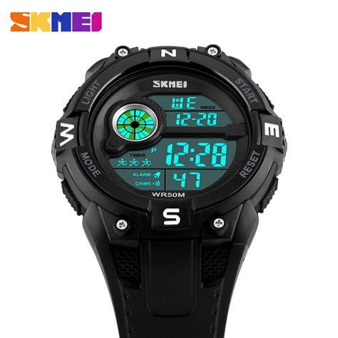 Skmei Digital Pria Dg1118 Diskon skmei jam tangan digital pria 1279 black jakartanotebook
