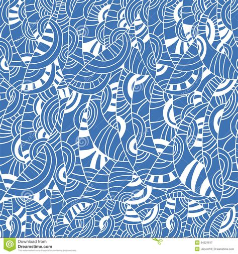 textile pattern website seamless pattern with waves stock vector image 34521817