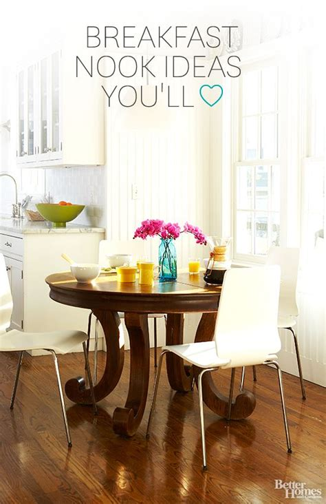 kitchen nook table ideas breakfast nook ideas