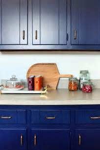 Navy Kitchen Cabinets 1000 Images About Blue White Kitchen On