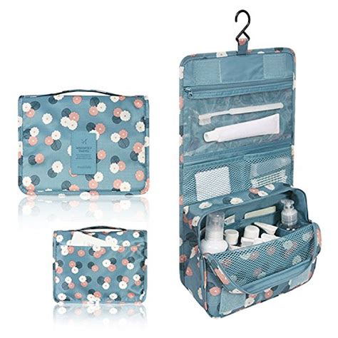 Travel Check Travel Waterproof Toiletries Bag Organizer 8cmm guide to the best toiletry bag for travel 2018 family travel travel with