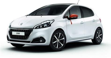 peugeot open top peugeot 108 top 208 roland garros specials plus