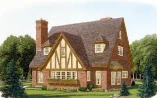 Tudor Style Homes Decorating Tudor Cottage House Plans
