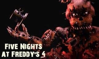 Five nights at freddy s 4 f 252 nf n 228 chte bei freddy 4