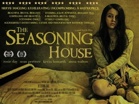 The Seasoning House by The Seasoning House Poster Heyuguys