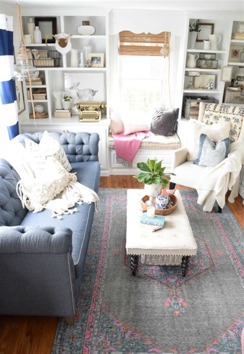 updated living room ideas living room spring update and deann art nesting with grace