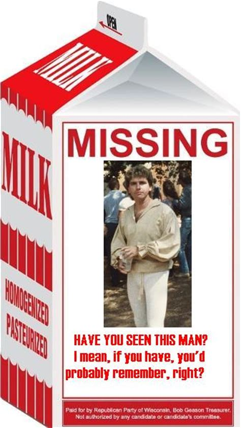 missing person milk template the unbelievables april 2013
