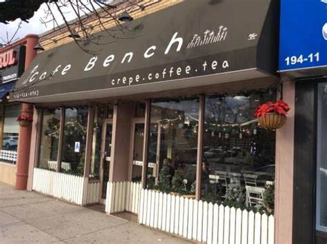 cafe bench ny 店内 picture of cafe bench flushing tripadvisor