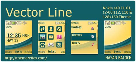 crime line for nokia c1 01 c2 00 2690 128 215 160 vector line theme for nokia c1 01 c2 00 110 112 2690