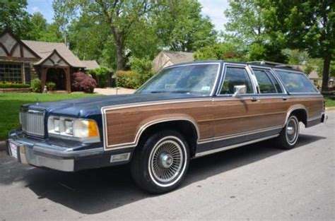 how to sell used cars 1989 mercury grand marquis electronic valve timing buy used 1989 mercury marquis ls 88k 1 owner oklahoma no rust miles in tulsa oklahoma united