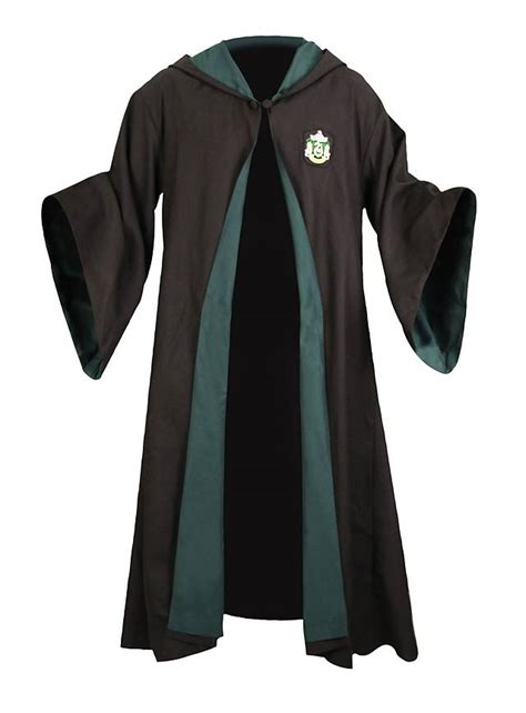 harry potter robes official harry potter robe slytherin