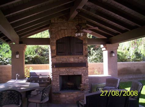 outdoor entertainment area custom built outdoor entertainment area home decor