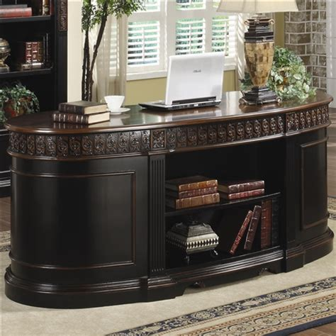 Oval Office Desks Coaster Nicolas Traditional Oval Executive Pedestal Desk 800921 Visit Our Office