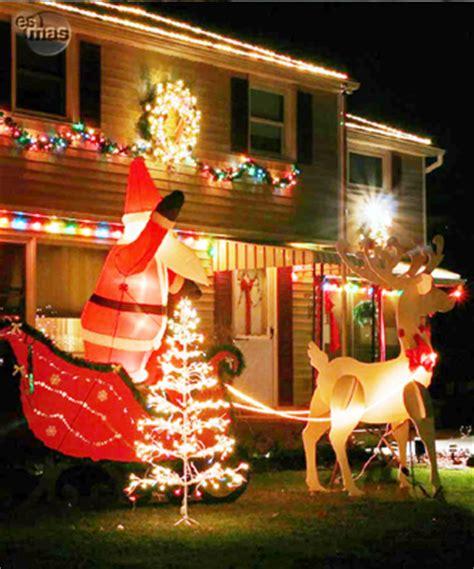 imagenes de jardines navidenos decoraci 243 n de jardines para navidad