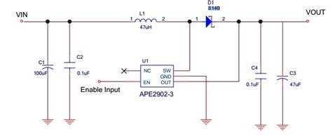schottky diode choosing schottky diode boost converter 28 images joule thief صفحه 4 solutions lt8304 4v to 100vin