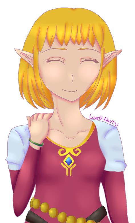 princess zelda hair nintendo video game character hairdos favourites by