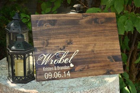 the slab books rustic guest book wooden slab guest book rustic wedding