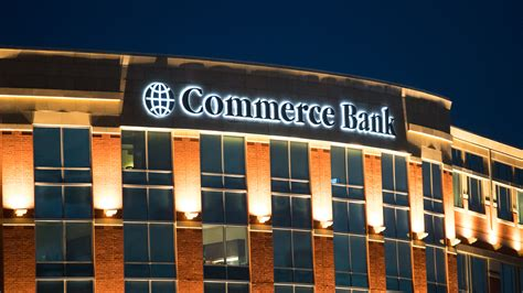 commertz bank commerce bank at the waterfront in wichita ks luminous