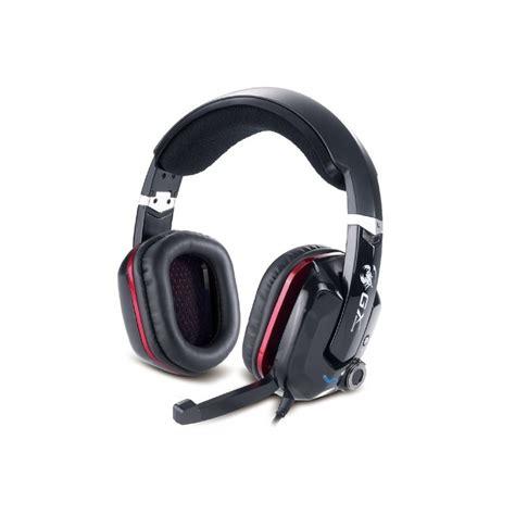 Headset Zyrex genius hs g700v cavimanus gaming usb headset vibration mic