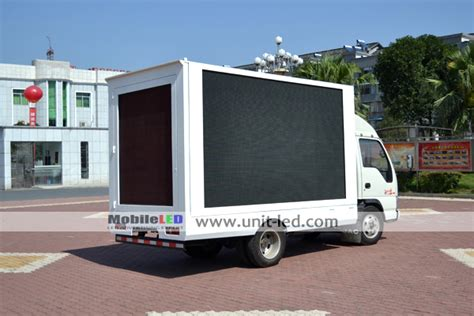 mobile by conduit mobile led display truck led display model unit m
