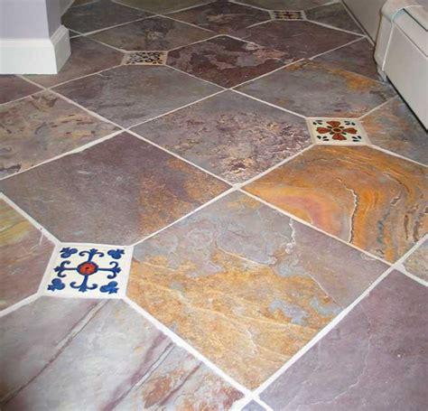 slate bathroom floor pros cons slate floors pros and cons gurus floor