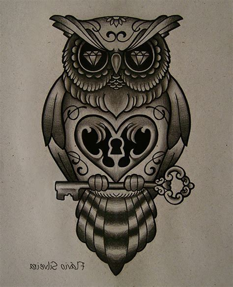traditional owl tattoo meaning collection of 25 king owl photo