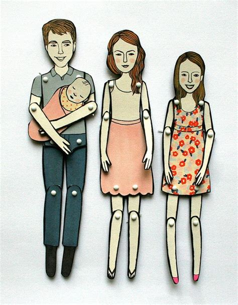 printable paper doll family 17 best paper quot dolls quot images on pinterest retro outfits