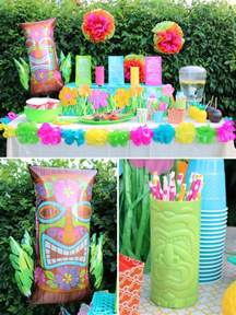 Wholesale Hawaiian Flowers - summer luau party ideas party ideas amp activities by